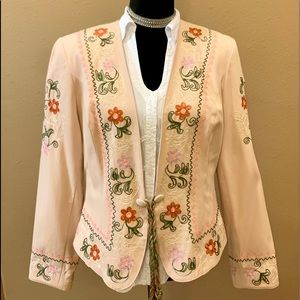 """Double D Ranch Embroidered """"Pretty in Pink"""""""